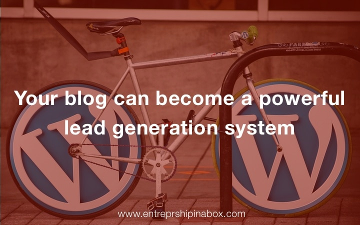 content marketing and blog lead generation