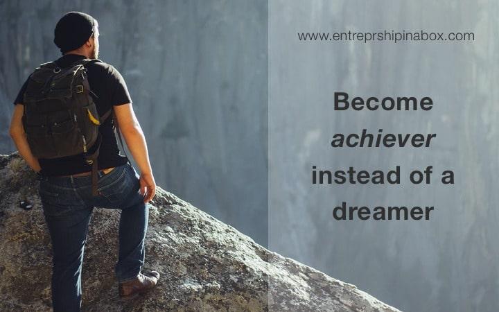 goals achievement