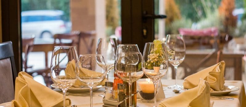 Choosing the Right Furniture for your Restaurant