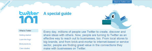 Official Twitter for Business