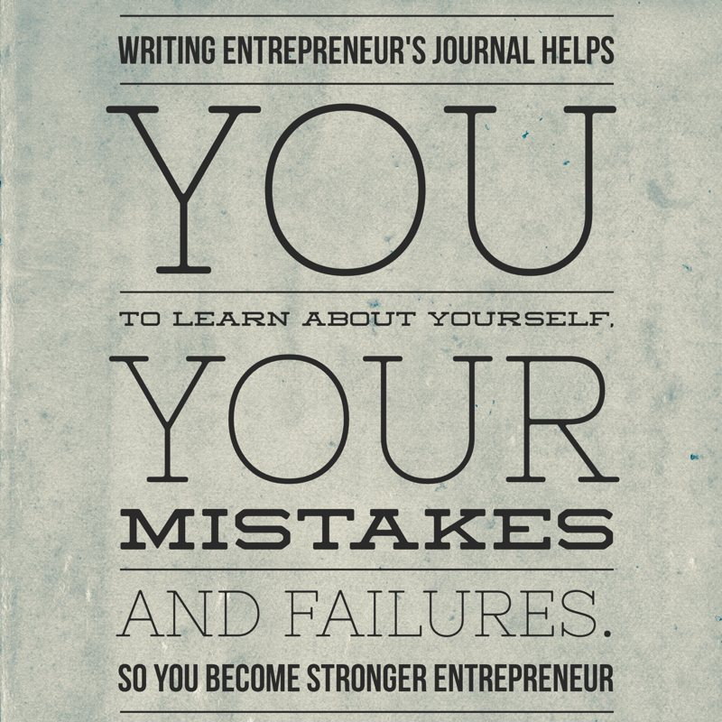 entrepreneurs journal