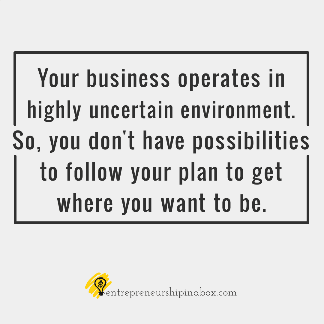 plan following