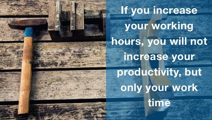 How to Be More Productive at Work in This Messy Business Environment