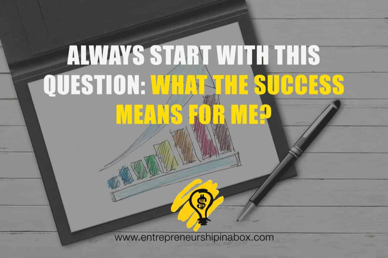 question successful entrepreneur