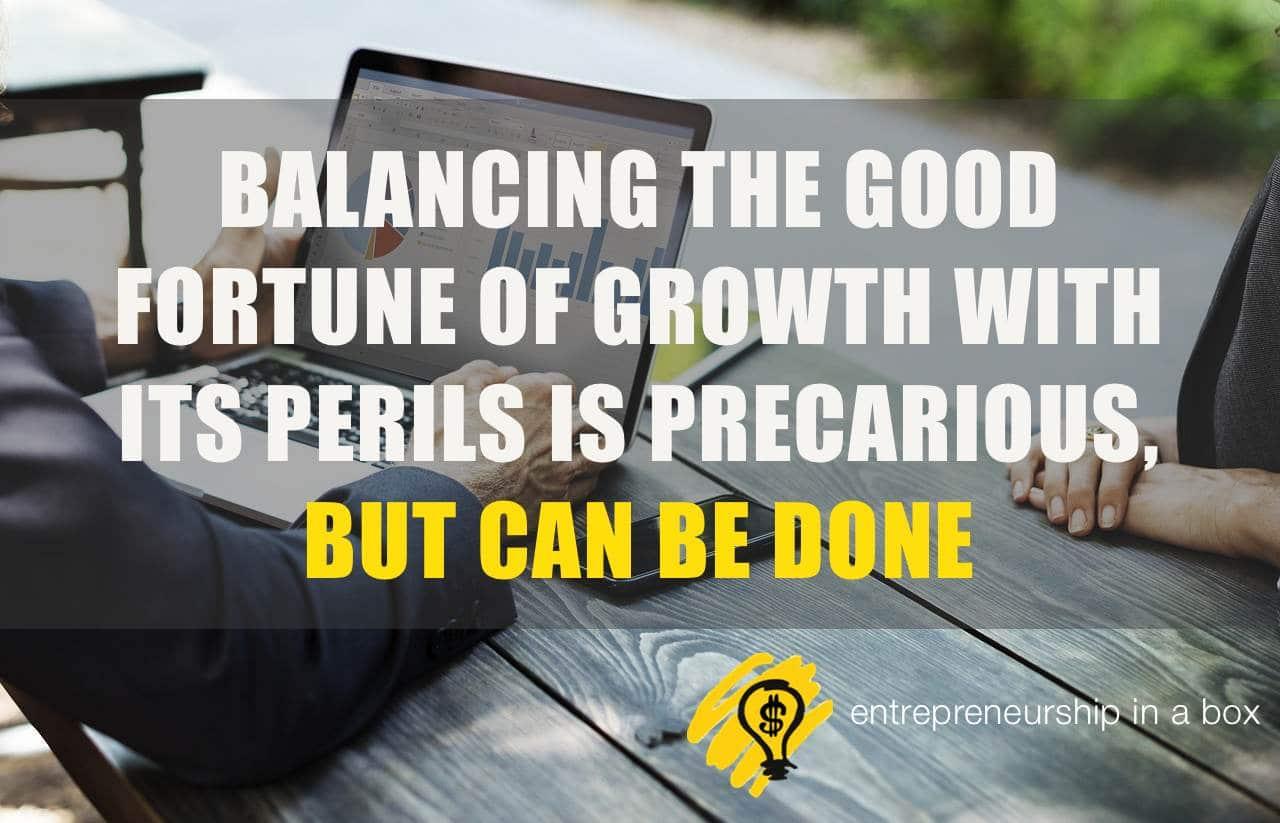 succeed rapid growth